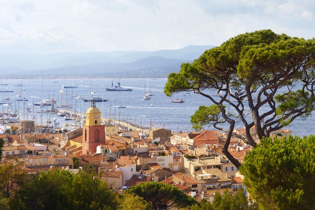 Clocher de Saint Tropez